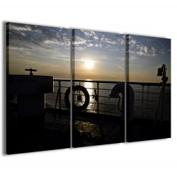 Sunset From The Ship 120x90