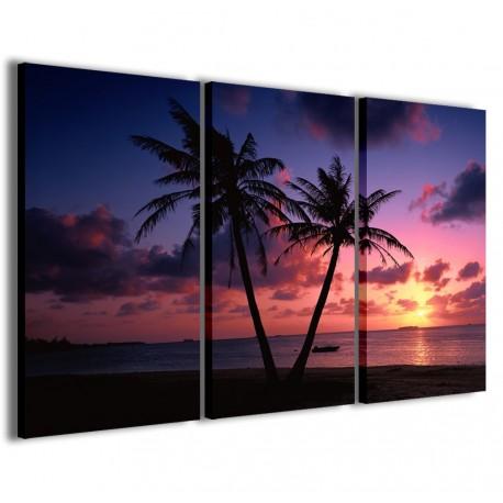Tropical Sunset II 120x90 - 1