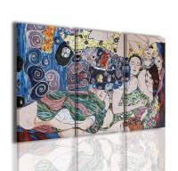 Gustav Klimt - Mosaic | 120x90cm