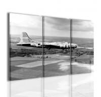 Memphis Belle Bombaardiere - 120x90 cm