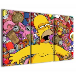 Homer simpson 120x90