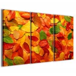 Multi Colored Leaves 120x90