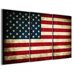 Old Usa Flag 120x90