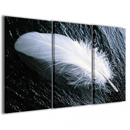Solitary Feather 120x90 - 1