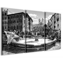 Foto Piazza di Spagna 120x90