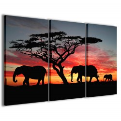 Group of Elephant 120x90