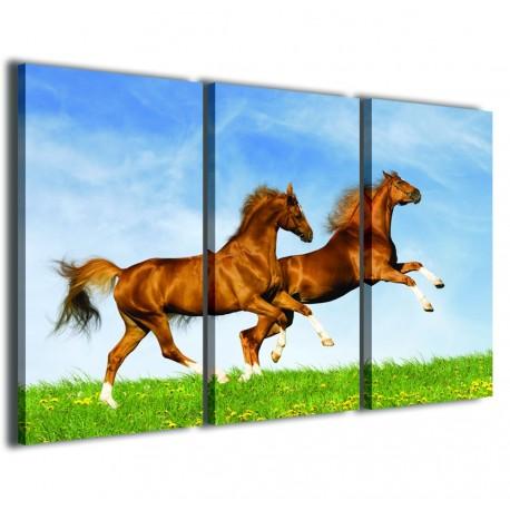 Horses II 120x90 - 1