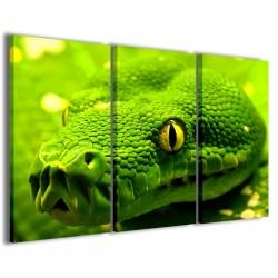 Snake Green II 120x90