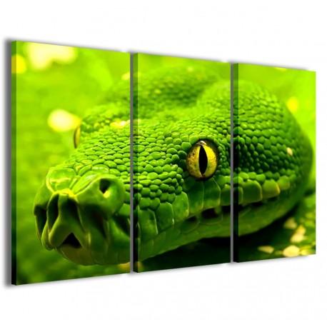Snake Green II 120x90 - 1