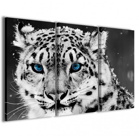 Winter Leopard 120x90
