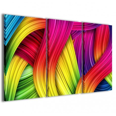 Abstract Colored II 120x90