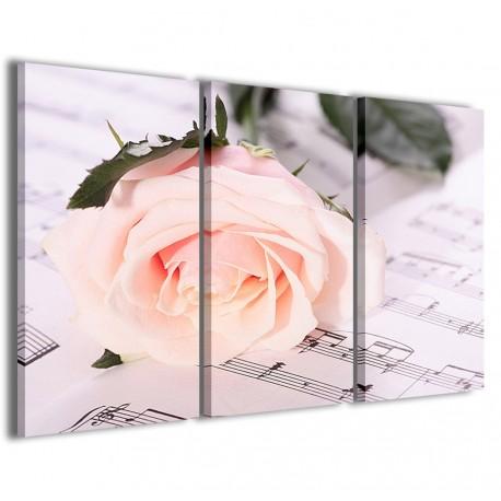 Melody White Rose 120x90 - 1