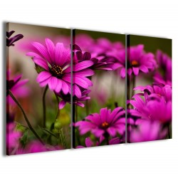 Violet Flowers III 120x90 - 1