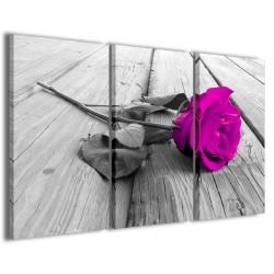 Violet Rose Wood 120x90 - 1