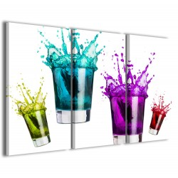 Cocktail Mixed Color II 120x90