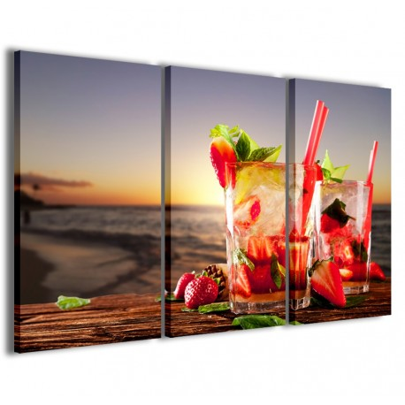Cocktail Tropical 120x90 - 1