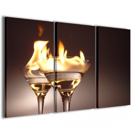 Flaming Cocktail 120x90 - 1