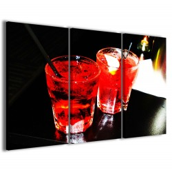 Red Alcool Drink 120x90