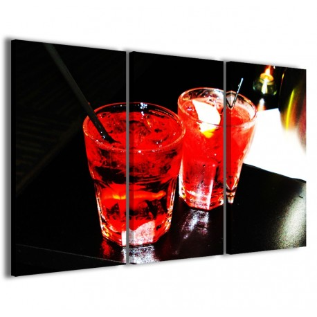 Red Alcool Drink 120x90 - 1