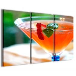 Strawberry Cocktail II 120x90