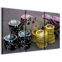Poker Game III 120x90