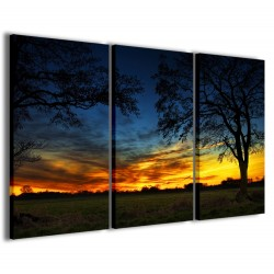 Beatiful Sunset 120x90