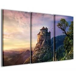 Fantasy Castle II 120x90