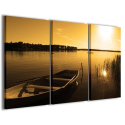 Morning On The Lake 120x90