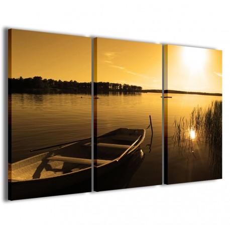 Morning On The Lake 120x90 - 1