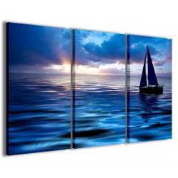 Sailing Boat II 120x90