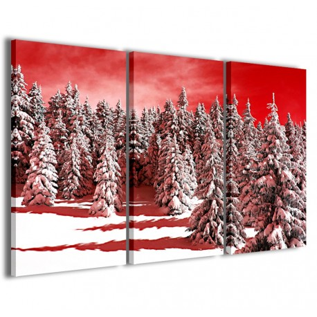 Snowy Forest 120x90 - 1