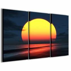 Spectacular Sunset 120x90