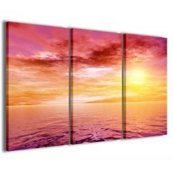 Tropical Sunset 120x90
