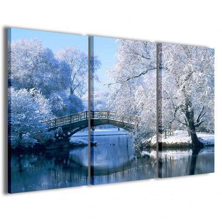 Winter Scenary I 120x90 - 1