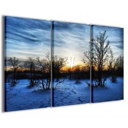 Winter Scenary III 120x90