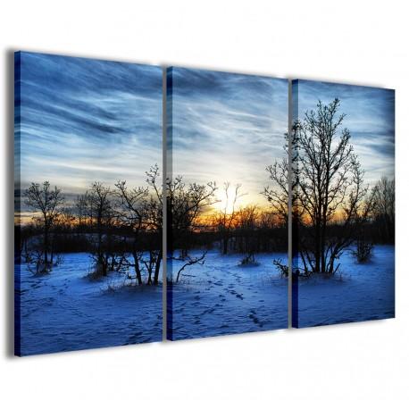 Winter Scenary III 120x90 - 1