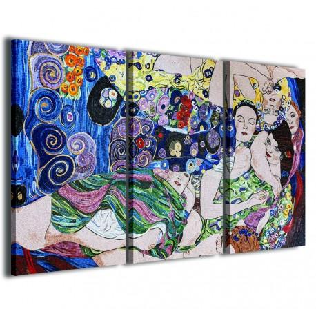 Gustav Klimt Mosaic - 1