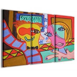 Pablo Picasso III 120x90