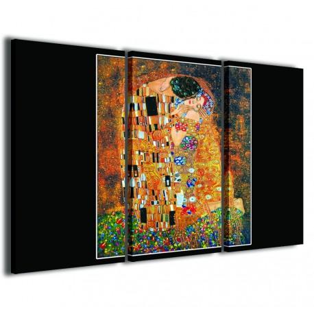 Gustav Klimt Il Bacio Composition - 1