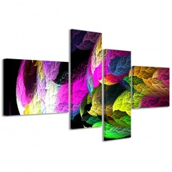 Abstract Fire Colors 160x70