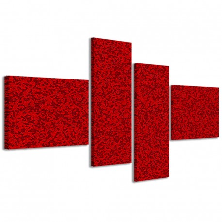 Abstract Red 160x70 - 1