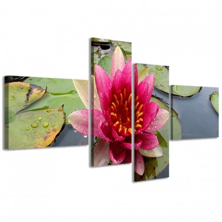 Flower Water I 160x70 - 1