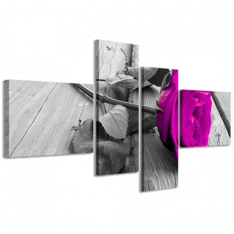 Violet Rose Wood 160x70 - 1