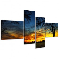 Beatiful Sunset 160x70