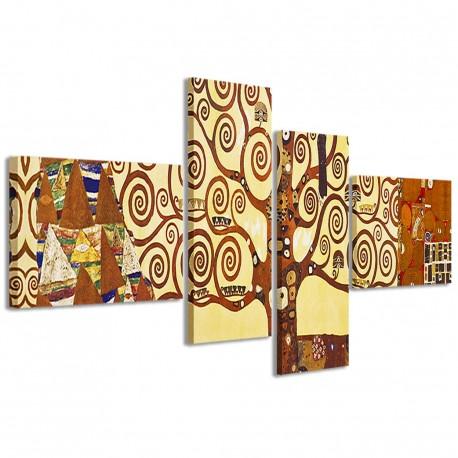 Gustav Klimt - L'Albero della Vita 160x70 - 1