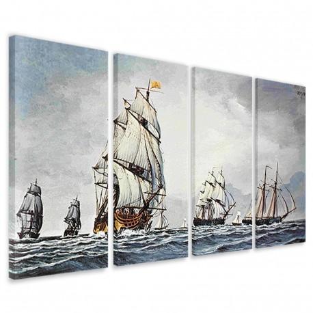 Fleet at Sea 160x90 - 1