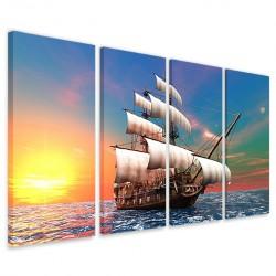 Sailing Sky Sunrise 160x90