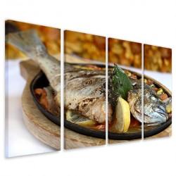 Piatto Pesce I 160x90
