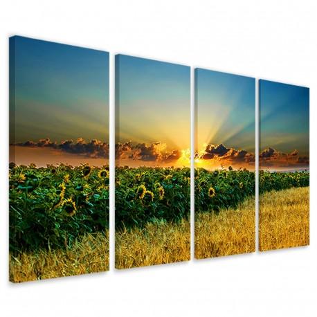 Beatiful Sunflower II 160x90 - 1