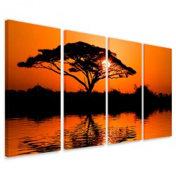 Beatiful African Sunrise 160x90